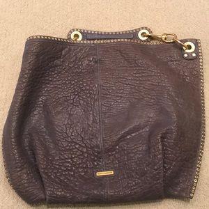 Rebecca Minkoff Large Blue Hobo Bag